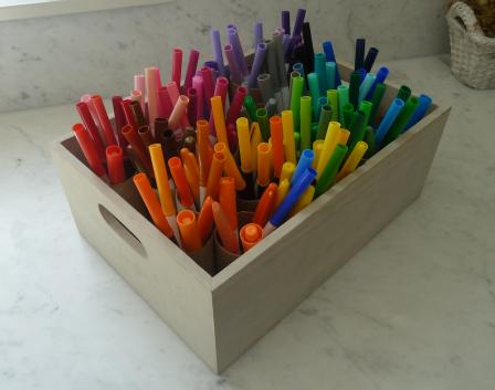 marker organizer