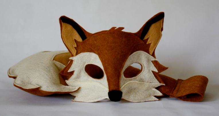 hunting faeries - fox