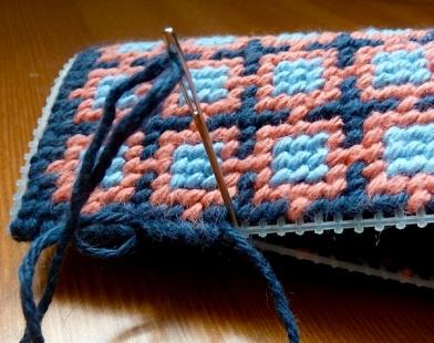 stitching edge