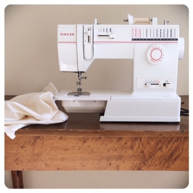 sewing maachine