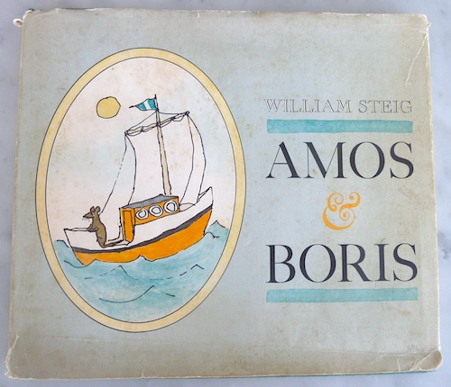 amos and boris book