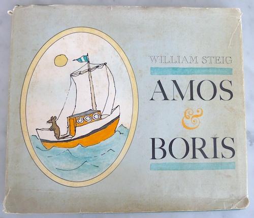 amos and boris book