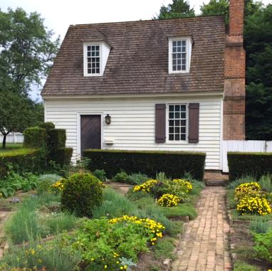 williamsburg cottage