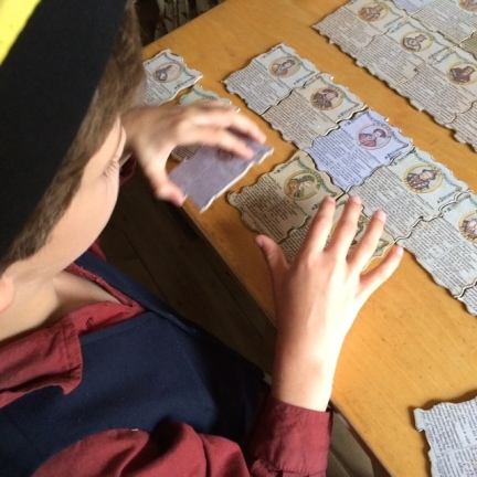 Williamsburg puzzle of kings