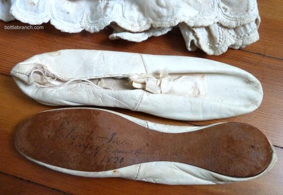 EVH wedding shoes 1820