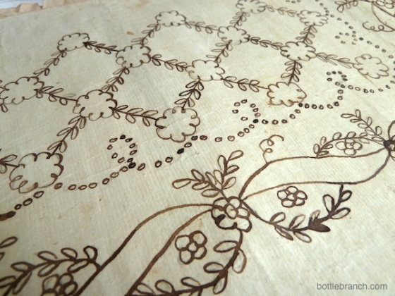 whitework pattern