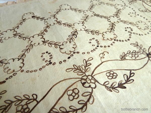 whitework pattern