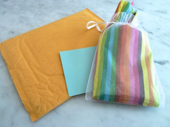 wrapped giveaway