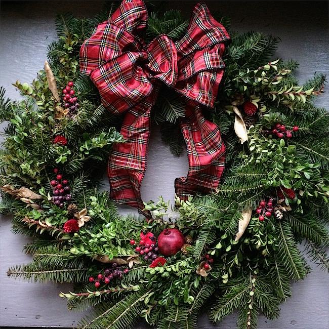 wreath december 2015 bottle branch blog