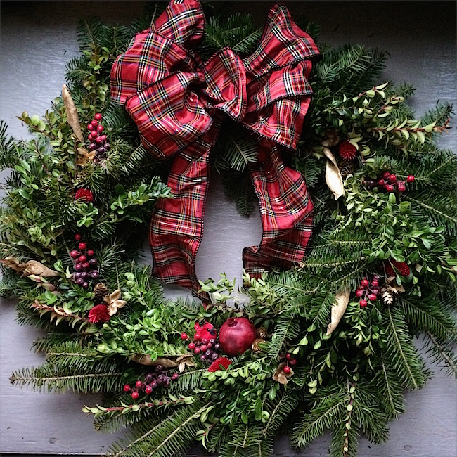 wreath december 2015 bottle branch blog