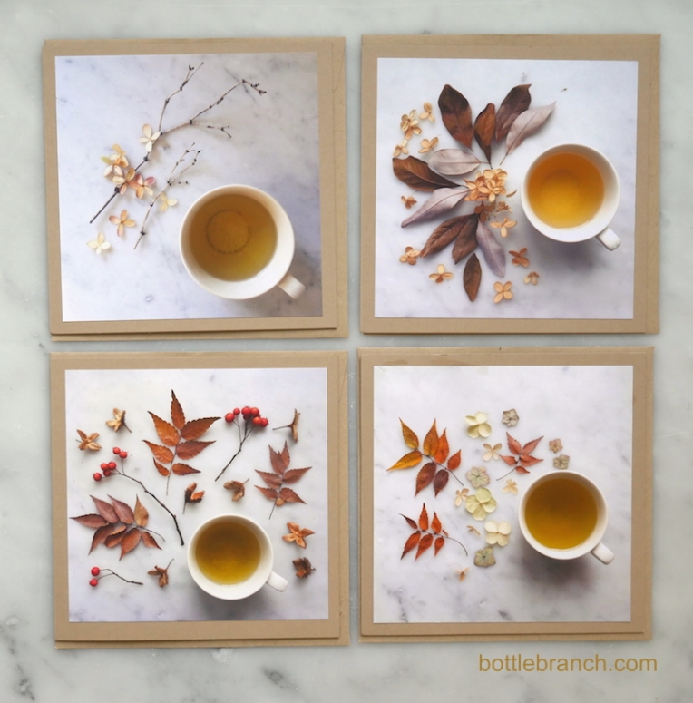 four happy cups of tea from bottle branch blog