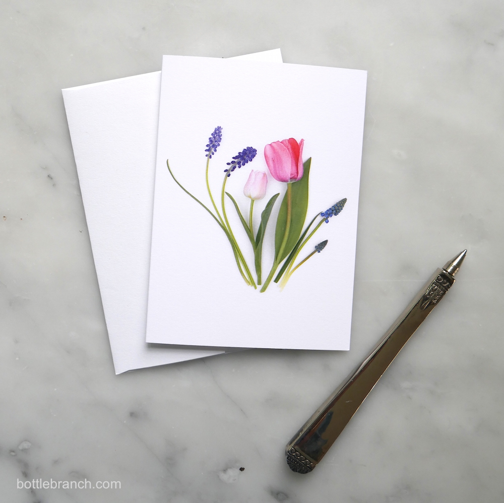 pink-tulip-card-from-bottle-branch