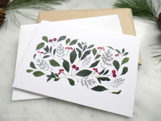 flowing-leaves-holiday-card-by-bottle-branch