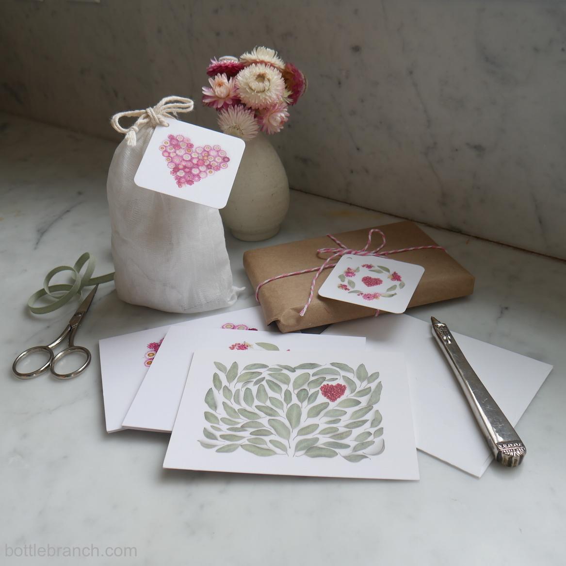 heart-paper-product-bottle-branch