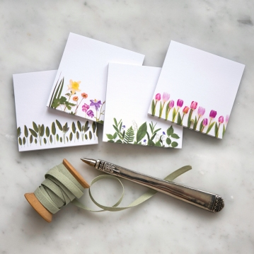 Bottle Branch Sticky Notes